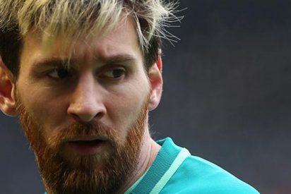 La reacción de Messi cuando se enteró que perderá el Balón de Oro