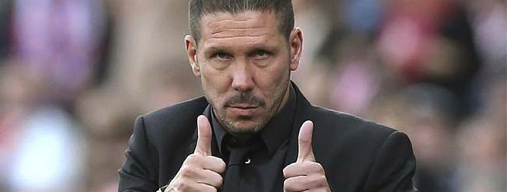 """Cholo Simeone: """"Los resultados son justos, no hemos tenido la continuidad del Real Madrid"""""""