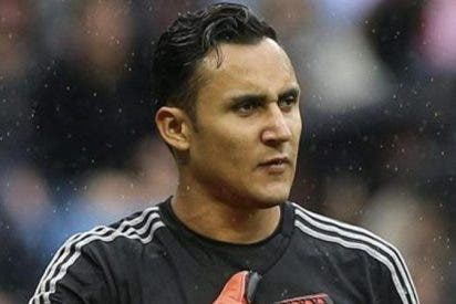 La traición del Real Madrid a Keylor Navas