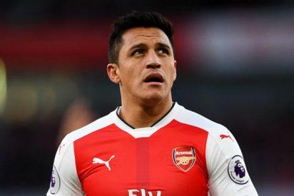 Las tres ofertas que tiene sobre la mesa Alexis Sánchez para dejar el Arsenal