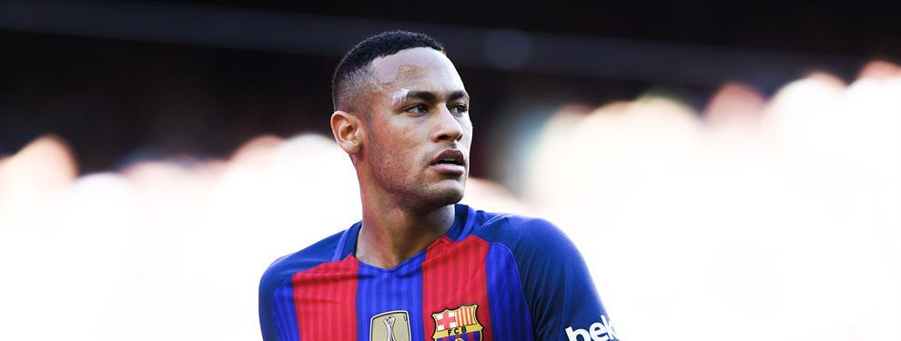 ¡Lío con Neymar en el Barça! La fiesta loca del brasileño