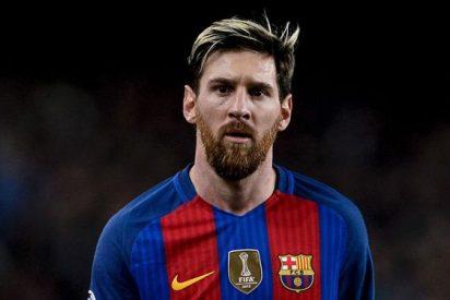 Lionel Messi entabló un pacto secreto con el Barcelona