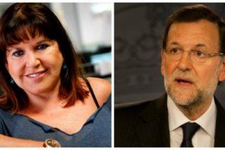 "La tremenda ordinariez de Loles León: ""Rajoy, tócame la raja"""