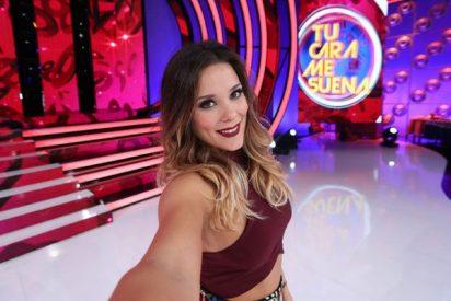 Lorena Gómez en 'El Hormiguero': 'Me pusieron un pene negro grande en TCMS'