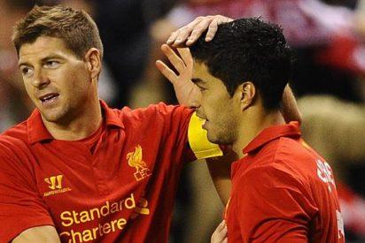 Los cuatro jugadores señalados por Gerrard: ¿Dónde queda Luis Suárez?