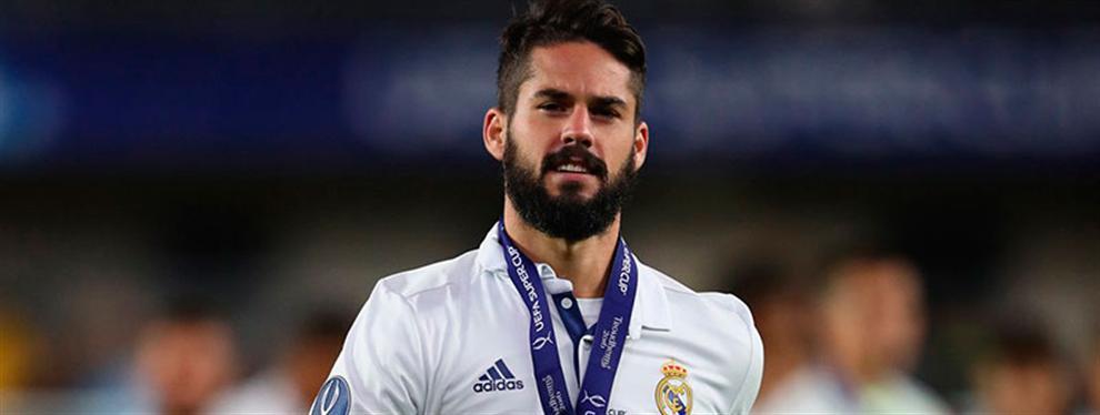 Los días decisivos para ver a Isco dentro (o fuera) del Real Madrid