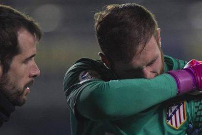Los dos porteros que colocan en el Atlético como relevo del lesionado Oblak