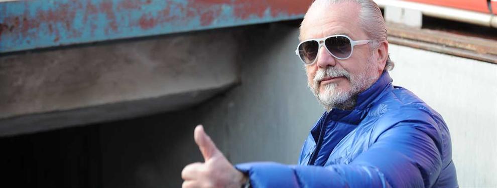 Los fichajes de invierno que ya hace el Nápoles para meter miedo al Real Madrid