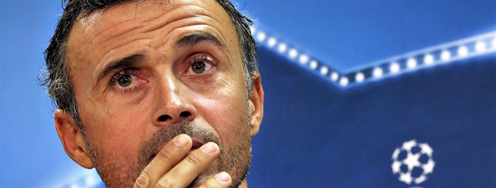 Los finalistas en el casting del Barça para sustituir a Luis Enrique