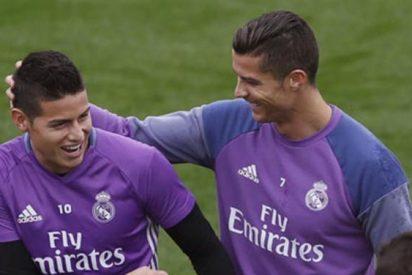 Los jugadores del Madrid que hacen presión para que James continúe