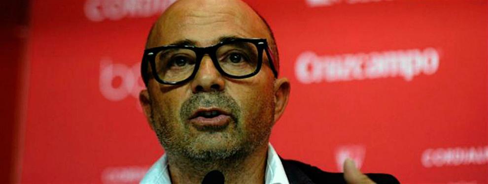 Los tres fichajes que Jorge Sampaoli pediría a su llegada al Barça