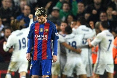 Los WhatsApps de los jugadores del Barça echaron humo tras el gol de Ramos