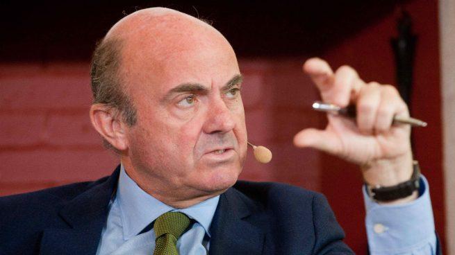 """Luis De Guindos: """"No habrá divergencias con Bruselas sobre el nuevo presupuesto español"""""""