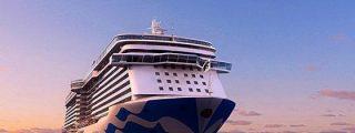 Princess Cruises inicia la construcción de un nuevo barco para la Clase Royal