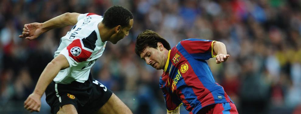Manual para parar a Messi, Cristiano Ronaldo y otras estrellas