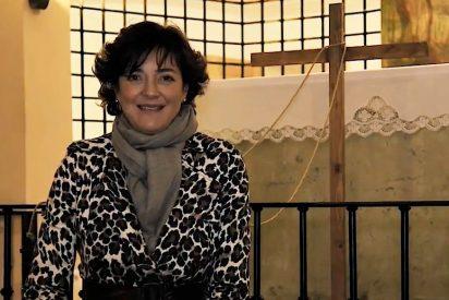 """""""Niña Juana"""" revela los misterios del """"Lourdes madrileño"""""""