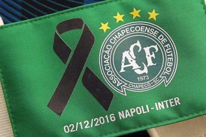 Mauro Icardi lucirá un brazalete especial en memoria de Chapecoense