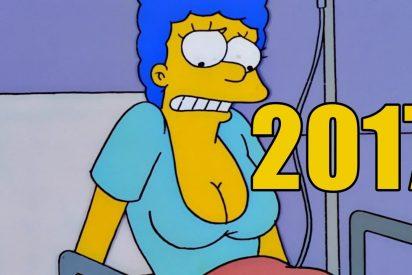 Las alucinantes profecías que podrían cumplirse en 2017 según Los Simpsons