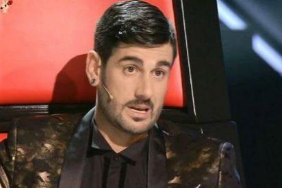 Tensión en 'La Voz': Melendi abandona el plató en directo y se enfrenta a Maluma por su expareja