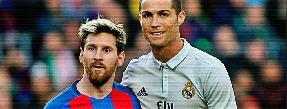 Messi echa a Cristiano del podio de los jugadores mejor pagados del mundo