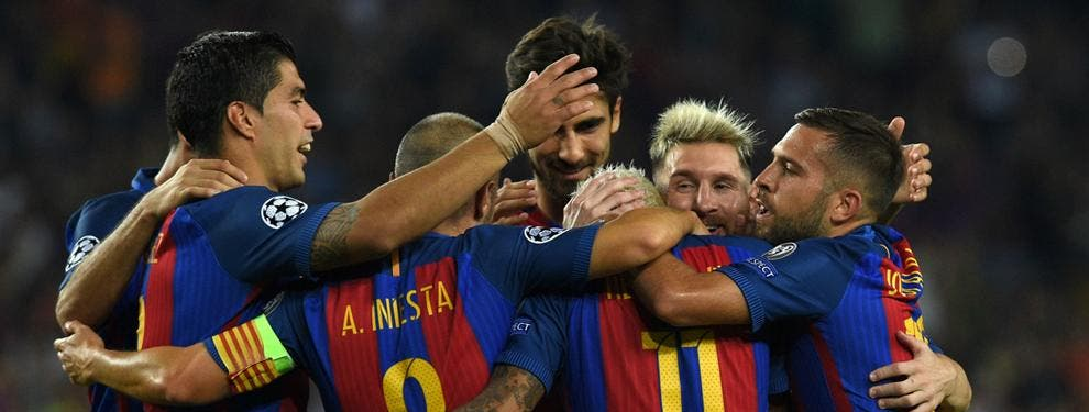 Messi salva el cuello (por el momento) a un jugador del Barça