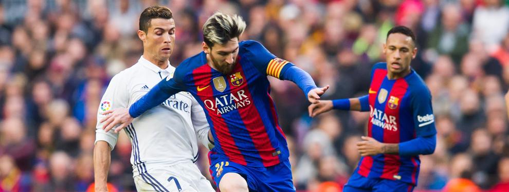 Messi tiene un plan para cargarse a Cristiano Ronaldo