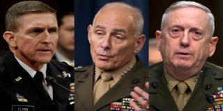 ¿Es peligroso que Donald Trump se rodee de militares para gobernar EEUU?