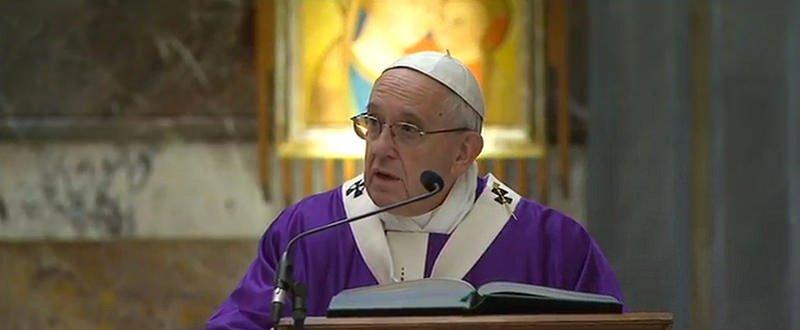 """El Papa en la misa de su 80 cumpleaños: """"Rezad para que mi vejez sea tranquila, religiosa, fecunda y alegre"""""""