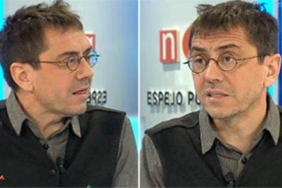 """Monedero deja como un gallina a Errejón: """"¡Ten coraje de presentar propuestas y disputarlas!"""""""