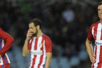 Mosqueo en el vestuario del Atlético por los últimos cambios en el club