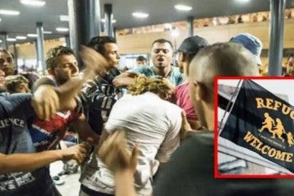 ¡Top secret policial! Nueve refugiados iraquíes raptan y violan a una mujer en Viena... y se toman selfies
