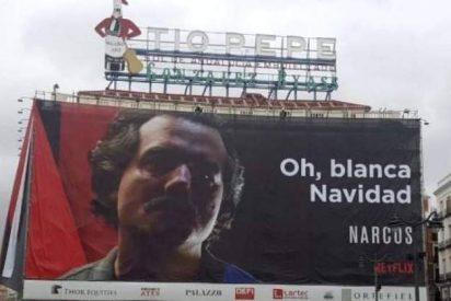 """Las autoridades colombianas indignadas por la """"Narco Blanca Navidad"""" que permite Carmena en Madrid"""