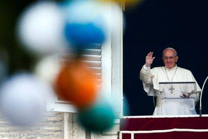 """El Papa en el ángelus: """"El miedo siempre es un síntoma de que estoy diciendo no a Dios"""""""