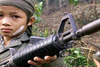 Lanzan un Manifiesto para unirse a Francisco contra la esclavitud de los niños soldado