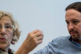 Carmena, Podemos y los nuevos políticos: Si no se te ocurre nada, monta un pollo en la Gran Vía