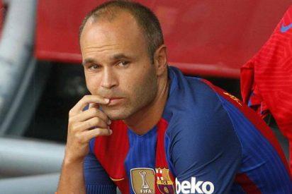 ¡Ojo con Iniesta! El lío gordo que hay montado en el Barça