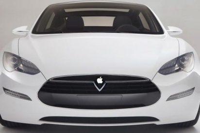 Apple también fabricará su propio coche sin conductor