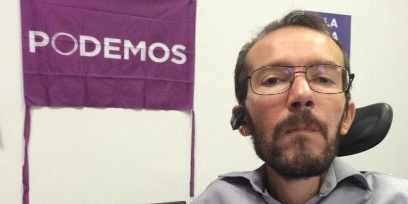 Pablo Echenique opta por el papel de 'mamporrero' de Pablo Iglesias y arruina su prestigio en Podemos