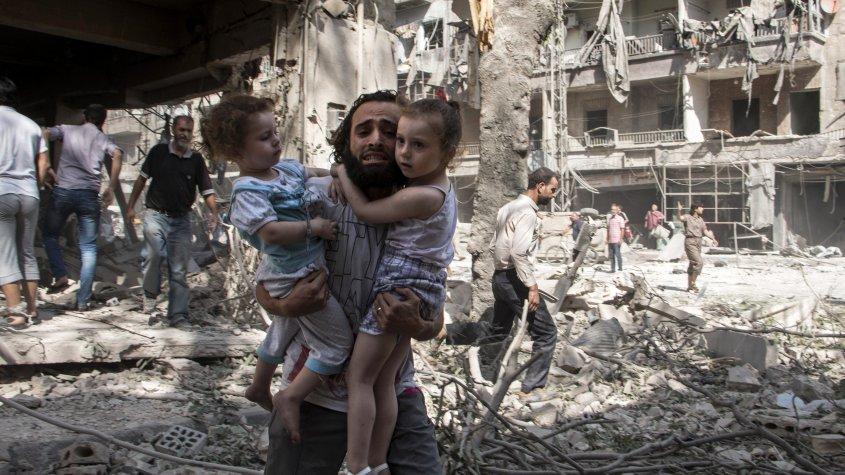 Alcaldes del mundo con los refugiados, ¡gracias!