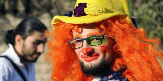 La trágica muerte del payaso que hacía reír a los niños de Alepo