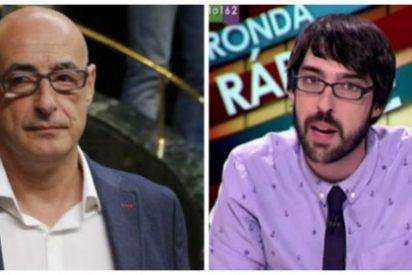 "Peinado y Felisuco acaban a leches en Twitter: ""¡Qué puta vergüenza!"""