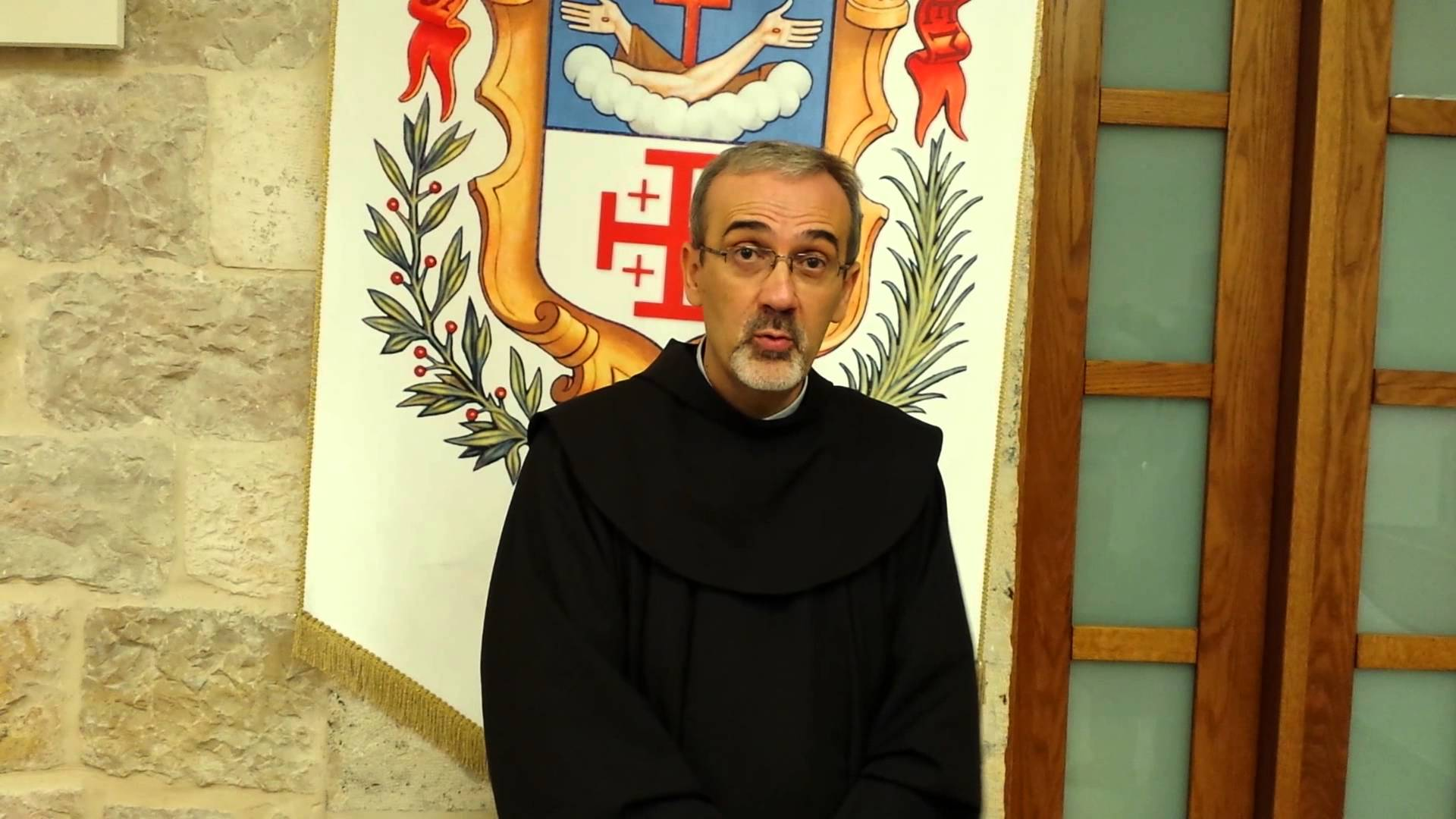 """Monseñor Pizzaballa: """"Estamos cansados de eslóganes sin resultados sobre la paz"""""""