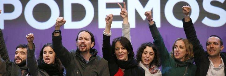 Rebelión en Podemos: Errejón retrata a Iglesias