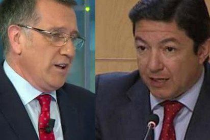 Lluvia de navajazos en la SER entre el 'popular' Pedro Calvo y un 'podemizado' Alberto Pozas a cuenta de la reforma laboral