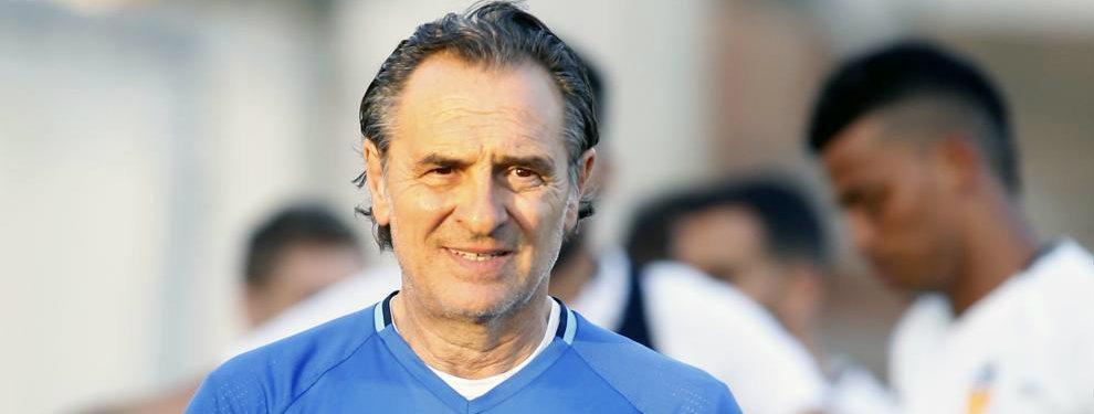 Prandelli deja colgado al Valencia: los verdaderos motivos de su adiós