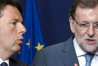 El suicidio a la italiana de Renzi pone a remojar las barbas de Mariano Rajoy