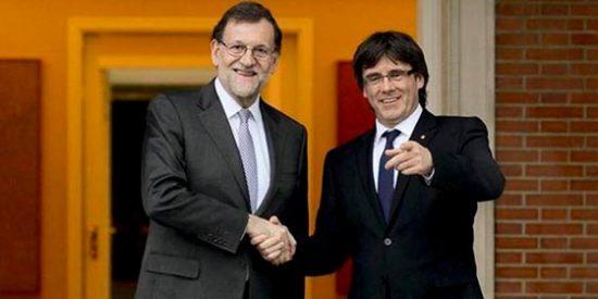 La demoledora carta a Rajoy de unos catalanes sencillos contra el prusès