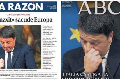 El suicidio político de Matteo Renzi abre la puerta al populismo en Italia