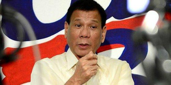 """El presidente filipino mató personalmente a delincuentes """"para dar ejemplo"""""""