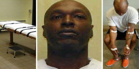 El sufrido preso al que volverán a ejecutar tras sobrevivir a la inyección letal